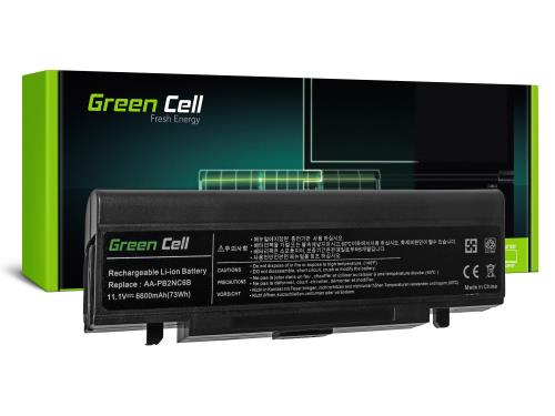 Green Cell Battery for Samsung NP-P500 NP-R505 NP-R610 NP-SA11 NP-R510 NP-R700 NP-R560 NP-R509 / 11,
