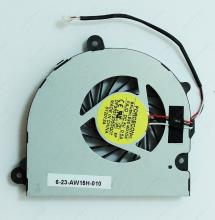 TurboX AW15H CPU Fan 6-23-AW15H-010 6-23-AW15H-011 Ανεμιστηράκι Laptop