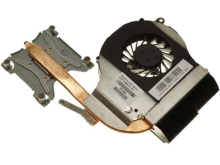 HP Pavilion G62 series (G62-A series), G72 series (G72-B series) cooling fan, 3-wire, 606014-001