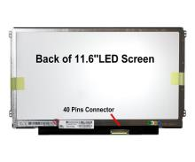 B116XW03 V.2 1366x768 WXGA LED 40pin Slim