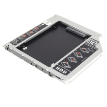 SATA HDD SSD Hard Drive Caddy 9.5mm for MacBook Pro 13