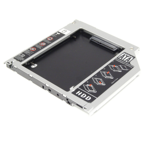 "SATA HDD SSD Hard Drive Caddy 9.5mm for MacBook Pro 13"" 15"" 17"""
