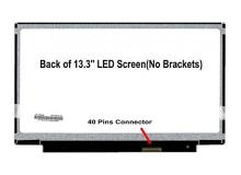 LP133WH2 (TL)(M4) 1366x768  HD LED 40 Pin Slim  bracket (LR)  189 X 306MM
