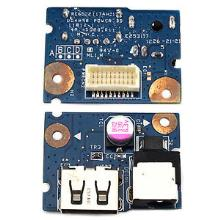 LENOVO G580 G 580 Power Board Connector DC Jack USB Port Socket Βύσμα Τροφοδοσίας Laptop