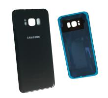 Samsung Galaxy S8 Battery Back Cover Black With Adhesive