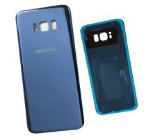 Samsung Galaxy S8 Battery Back Cover Blue With Adhesive