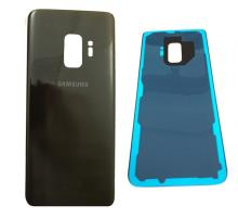 Samsung Galaxy S9 Battery Back Cover Black With Adhesive