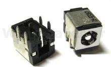 Dc Jack 6 Pin , Acer , Asus , Compaq , Dell, E-Machines , Fujitsu-Siemens , Turbo-X , HP