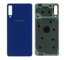Samsung Galaxy A7 2018 Battery Back Cover Blue With Adhesive (SM-A750)