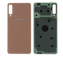 Samsung Galaxy A7 2018 Battery Back Cover Gold With Adhesive (SM-A750)