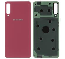 Samsung Galaxy A7 2018 Battery Back Cover Pink With Adhesive (SM-A750)